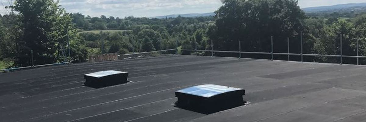 commercial rubber roofing streamwood