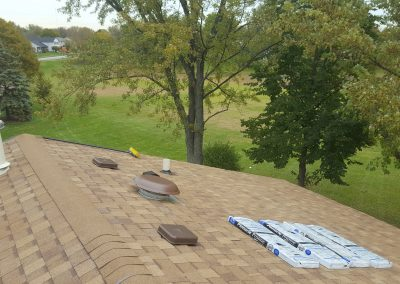 Elk Grove Shingle Roof Replacement