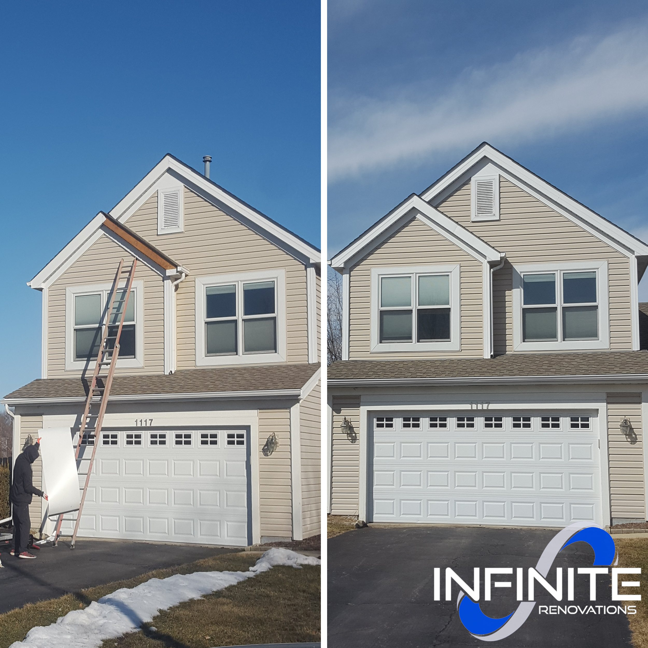 Streamwood Siding Contractor