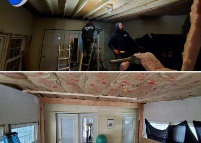 Elgin, IL ceiling water damage