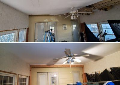 Elgin, IL ceiling water damage Replacement