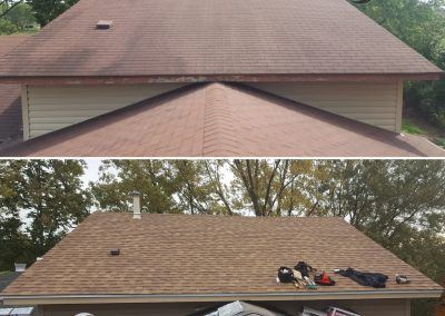 Elk Grove Roof Replacement Shingle Roof Removal Finished