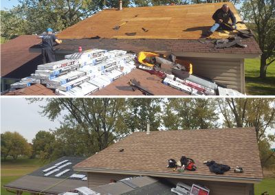 Elk Grove Roof Replacement Shingle Roof Removal